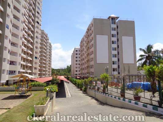 Kazhakuttom Properties 2 BHK Flat for sale at Kazhakuttom Trivandrum Kerala