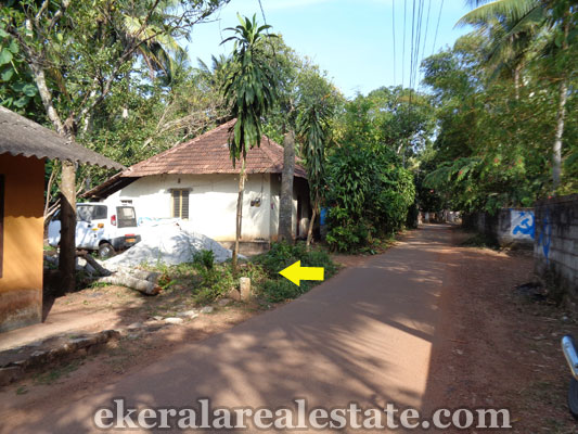 properties in trivandrum land plots sale at  Chenkottukonam Sreekaryam land sale in trivandrum