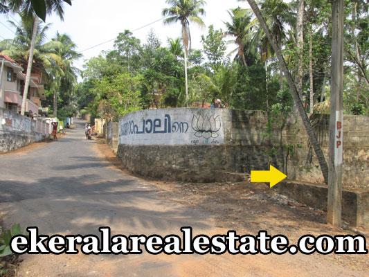 house plot for sale at trivandrum real estate Karakkamandapam Ponnumangalam Melamcode Kurumi Road properties