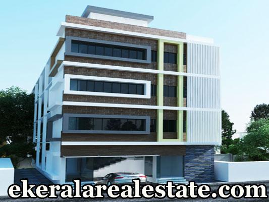 1100 sq.ft apartment for sale at real estate properties Mudavanmugal Poojappura kerala trivandrum