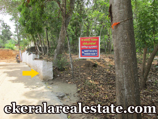 houe plot for sale at pravachambalam Near Manalivila Devi Temple real estate kerala trivandrum