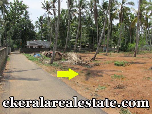 road frontage land plot for sale at Vandithadam Pachalloor Thiruvallam Vizhinjam Trivandrum real estate kerala trivnadrum