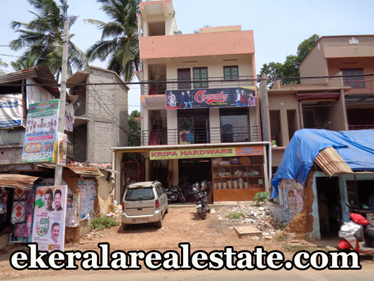 commercial building for sale at Kunnapuzha Tirumala Trivandrum real estate properties sale trivandrum kerala