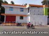 3000 sq.ft 3 floor commercial building for sale at real estate kerala trivandrum Karakkamandapam Nemom