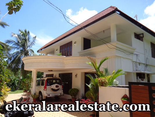 3300 sq.ft 4 bhk house for sale at Near Paruthippara Parottukonam Chempaka School Trivandrum Paruthippara real estate properties