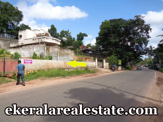 Pathamkallu Nedumangad Trivandrum Nedumangad main road frontage residential land sale Pathamkallu Nedumangad Trivandrum real estate