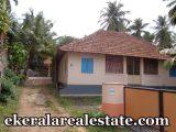 Land Old Tiled House Sale at Udara Shiromani Road Vazhuthacaud Vellayambalam Trivandrum properties
