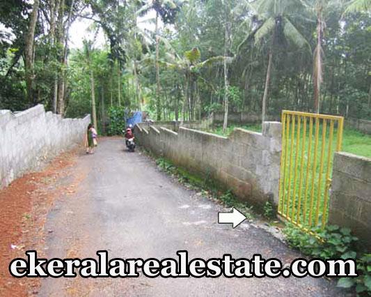 house plot for sale at Njandoorkonam Sreekariyam real estate trivandrum Njandoorkonam Sreekariyam