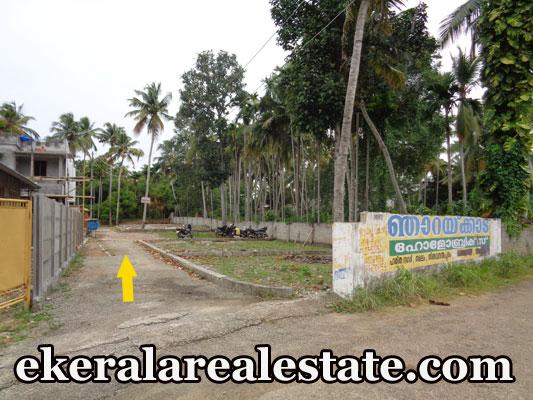 Plots Below 4 lakhs Per Cent Sale at Karamana Pappanamcode Trivandrum Karamana Real Estate