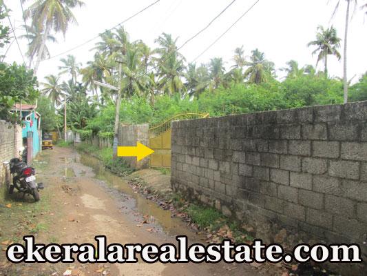 Kerala real estate house plot for sale at Kamaleswaram Manacaud Trivandrum real estate trivandrum