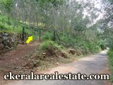Mainroad frontage land for sale at Land Sale at Koottappu Near Amboori Vellarada Trivandrum Kerala real estate kerala