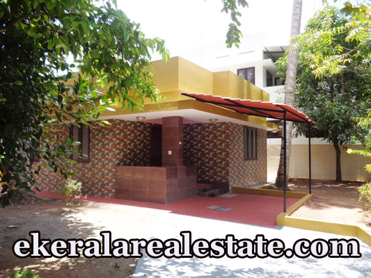 2 bhk house for sale at Bapuji Nagar Pongumoodu Sreekariyam Trivandrum real estate kerala properties sale