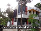 3 Cents 1500 Sqft House Sale at Vazhottukonam Vattiyoorkavu Trivandrum Kerala