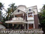 2380 sq.ft house for sale at Perukavu Thirumala Trivandrum real estate kerala trivandrum Perukavu Thirumala Trivandrum