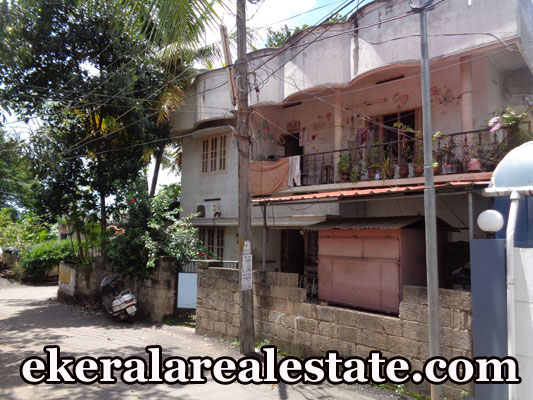 land and house for sale at Poojappura Mudavanmughal real estate kerala trivandrum