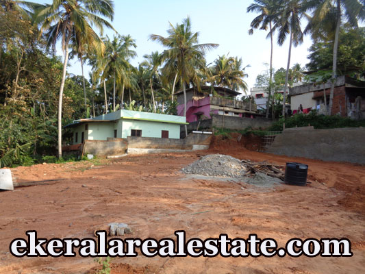 Residential Land Sale at Vattiyoorkavu Kodunganoor Trivandrum Vattiyoorkavu  Real Estate Properties