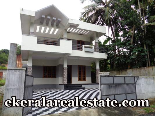 1850 sq.ft new house for sale at Technopark Thrippadapuram Kazhakuttom Trivandrum real estate kerala trivandrum