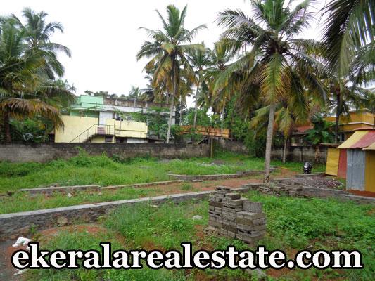 22 cent plot for sale at Thittamangalam Vattiyoorkavu Trivandrum real estate kerala trivandrum land sale