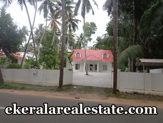 land and new house for sale at Pulluvila Poovar Vizhinjam Trivandrum real estate kerala trivandrum