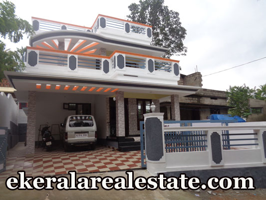 55 lakhs 3 bhk house for sale at Powdikonam Sreekariyam Trivandrum real estate kerala trivandrum