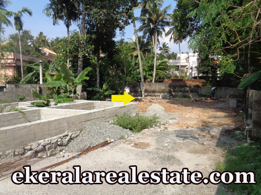 house plot for sale at PTP Nagar Arappura Vattiyoorkavu Trivandrum real estate trivandrum