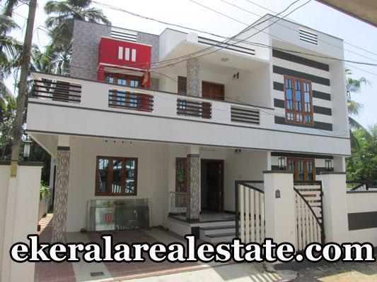 trivandrum land and house for sale at Paravankunnu Manacaud real estate kerala trivandrum
