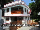3 bhk new houses villas sale at Thachottukavu Trivandrum real estate kerala trivandrum