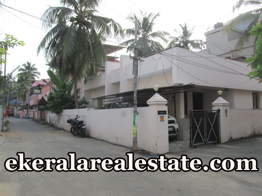 1.10 Crore house for sale at Thengapura Lane Kaithamukku Vanchiyoor real estate kerala trivandrum