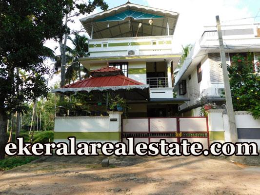 1500 sq.ft house for sale sale at Kurumi Santhivila Vellayani Trivandrum Vellayani real estate kerala