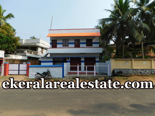 1.75 Crore 6 bhk house for sale at Poonthura Trivandrum Poonthura real estate kerala