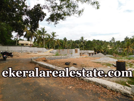Pullanivila Kariavattom plot for sale at Kariavattom properties real estate kerala trivandrum