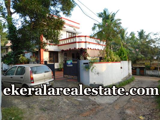 3 bhk house for sale at Manikanteswaram Peroorkada Trivandrum real estate kerala
