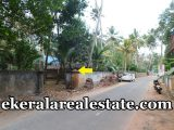 3 lakhs per Cent house plot for sale at Poovar Trivandrum Poovar real estate properties sale