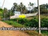 50 Cent house plot for sale at Njandoorkonam Sreekariyam Trivandrum Sreekariyam real estate properties sale