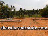 12 Cents land plot for sale at Pirappancode Venjaramoodu Trivandrum Venjaramoodu real estate properties sale