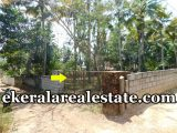 10 Cent house plot for sale at Pullanivila Kariavattom Trivandrum Kariavattom real estate properties sale