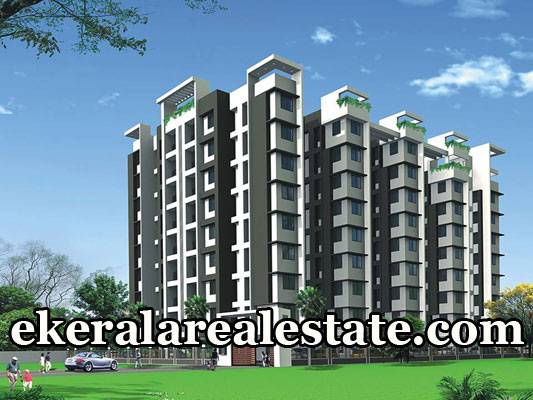 25 lakhs 2 bhk new flat for sale at Kazhakuttom Trivandrum Kazhakootam real estate properties sale