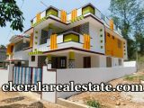 2000 sq.ft new modern house for sale at Thachottukavu Trivandrum real estate properties sale