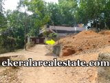 3.25 lakhs per Cent house plot for sale at Puliyarakonam Peyad Road trivandrum real estate land plots sale
