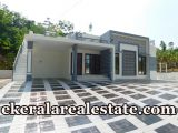 38 lakhs new modern house for sale at Palode Trivandrum Palode real estate properties sale