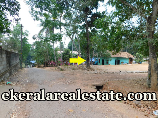 1.10 lakhs per Cent road frontage house plot for sale a t Parippally trivandrum real estate properties sale