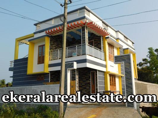 4 bhk house for sale at Manacaud Ambalathara Trivandrum Manacaud real estate properties sale