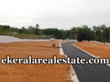 3 lakhs per Cent land for sale at Pothencode Sreekaryam Trivandrum Sreekariyam real estate properties sale