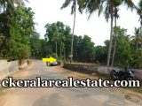 main road frontage house plot for sale at Manchavilakom Neyyattinkara Trivandrum Neyyattinkara real estate properties
