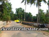 main road frontage house plot for sale at Manchavilakom Neyyattinkara Trivandrum Neyyattinkara real estate properties