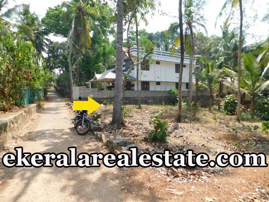 13 Cent land for sale at Thirumala Trivandrum real estate kerala