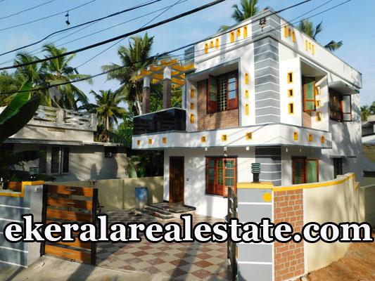 80 lakhs house for sale at Ayodhya Nagar Manikanteswaram Peroorkada Trivandrum