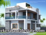 4.25 Cents 1550 Sqft New House Sale at Nemom Vellayani Studio Road Trivandrum