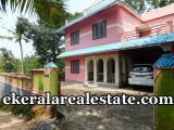 88 lakhs used house for sale at Vembayam Koppam Trivandrum real estate
