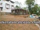 4.5 cent plot for sale at Thirumala Kundamankadavu Trivandrum real estate